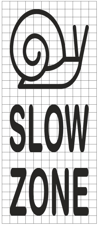 M10-2 'Slow Zone'